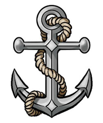 Anchor Tattoo Picture and Tattoo Designs @ http://tattoocolors.blogspot.com